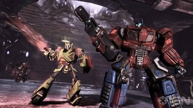 Transformers: War for Cybertron Picture