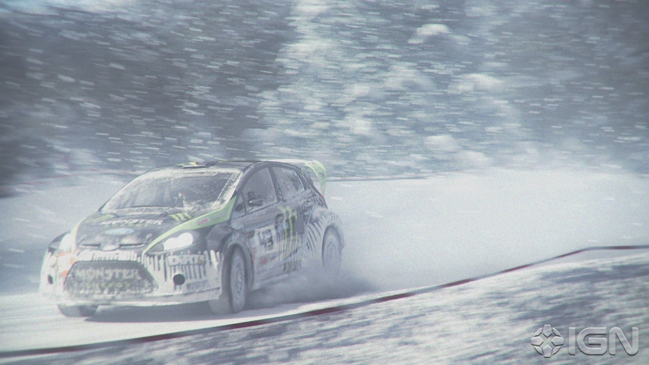 Dirt 3 Screenshot