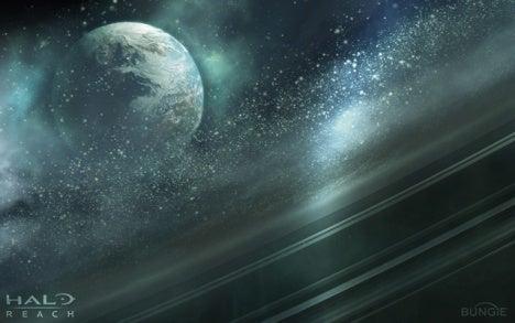 Halo Reach Space