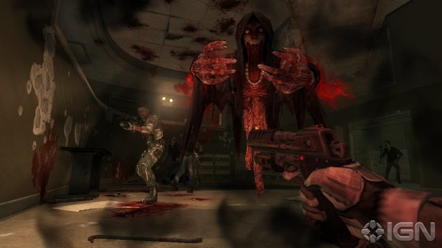 Screen Shot Of Latest Pc Game F.3.A.R. (2011) Fear 3 Download Fulll Game Free at worldfree4u.com