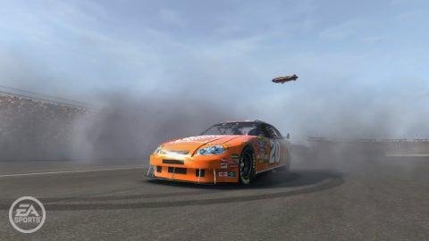 CHEATS FOR NASCAR 08