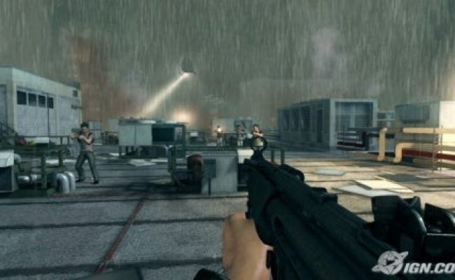 Quantum Of Solace Review Ign