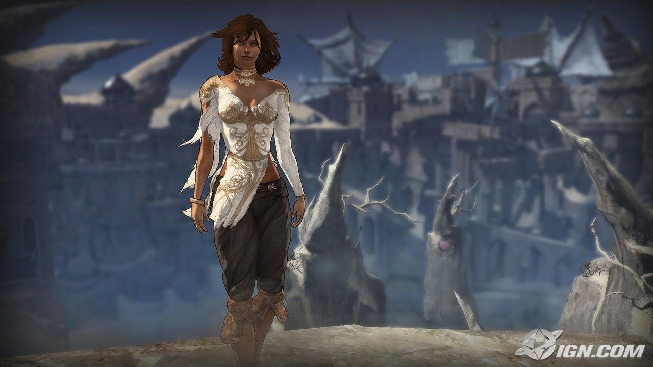 Screenshot of Elika