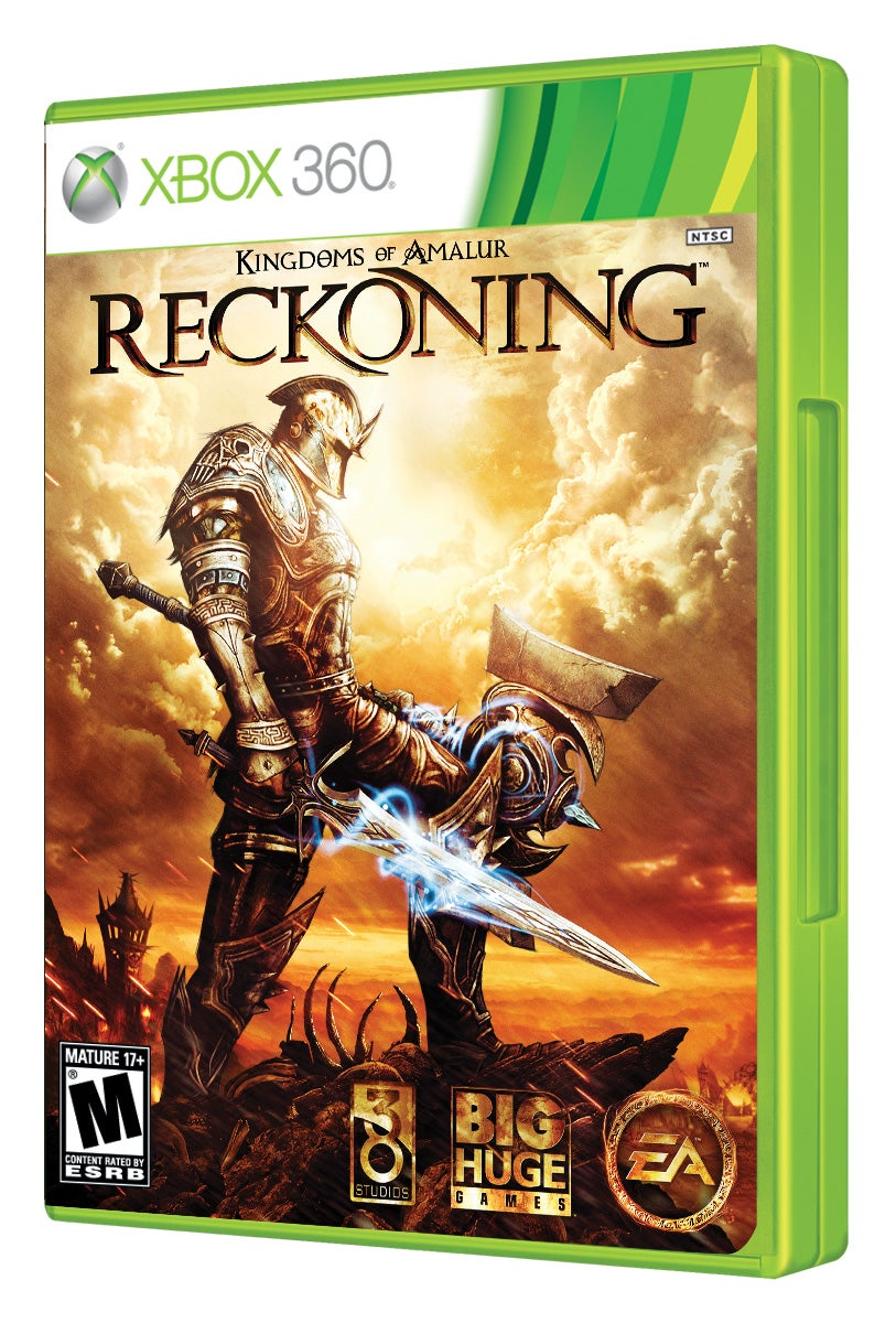 Kingdoms Of Amalur Reckoning Xbox 360 IGN