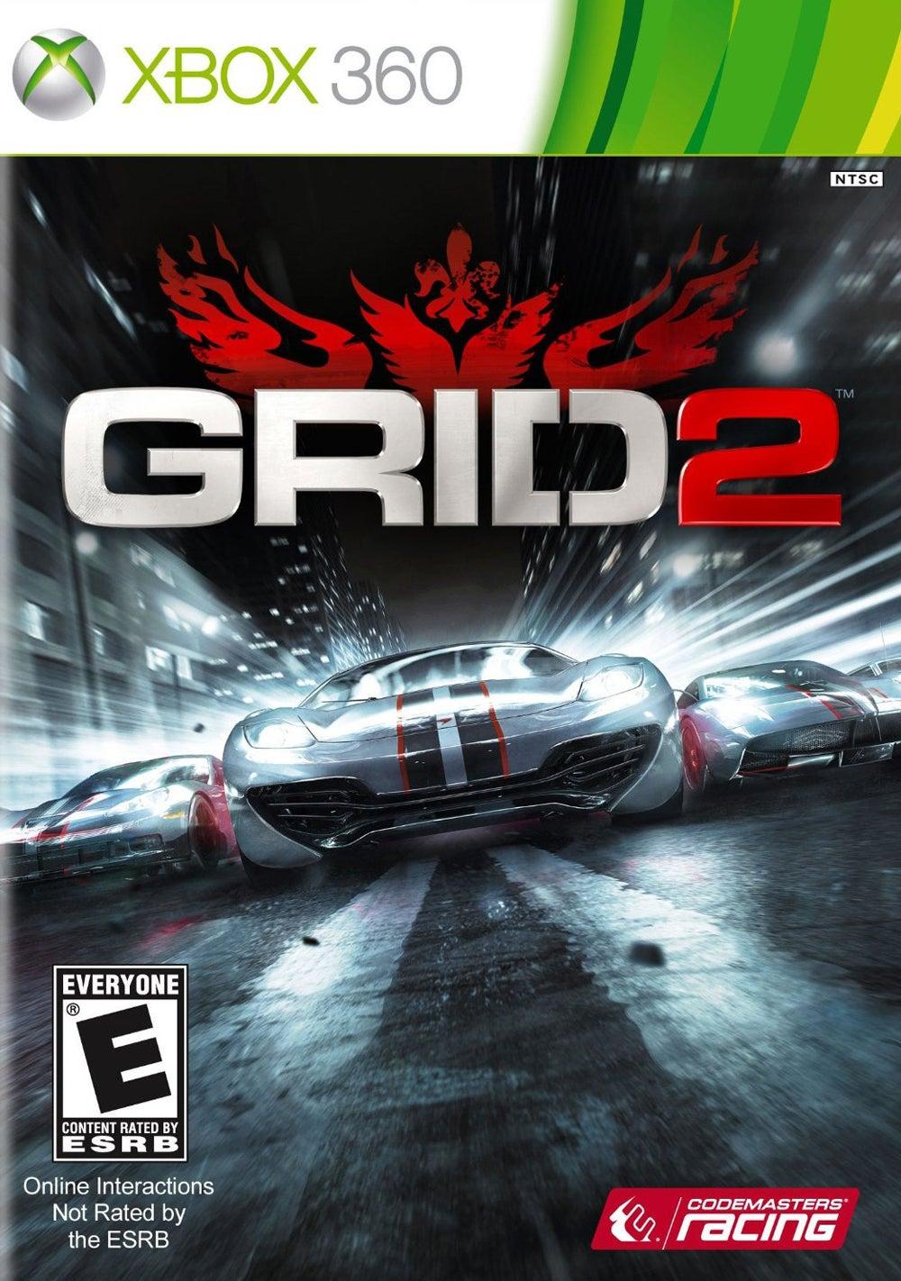 Grid 2 Xbox 360 IGN