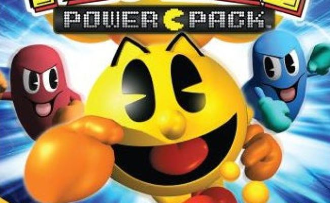 Pac Man Power Pack Playstation 2 Ign