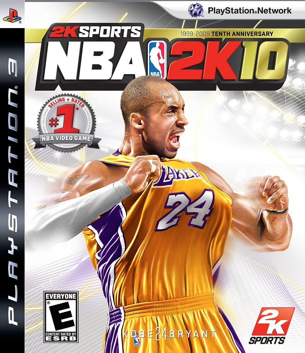 NBA 2K10 PlayStation 3 IGN