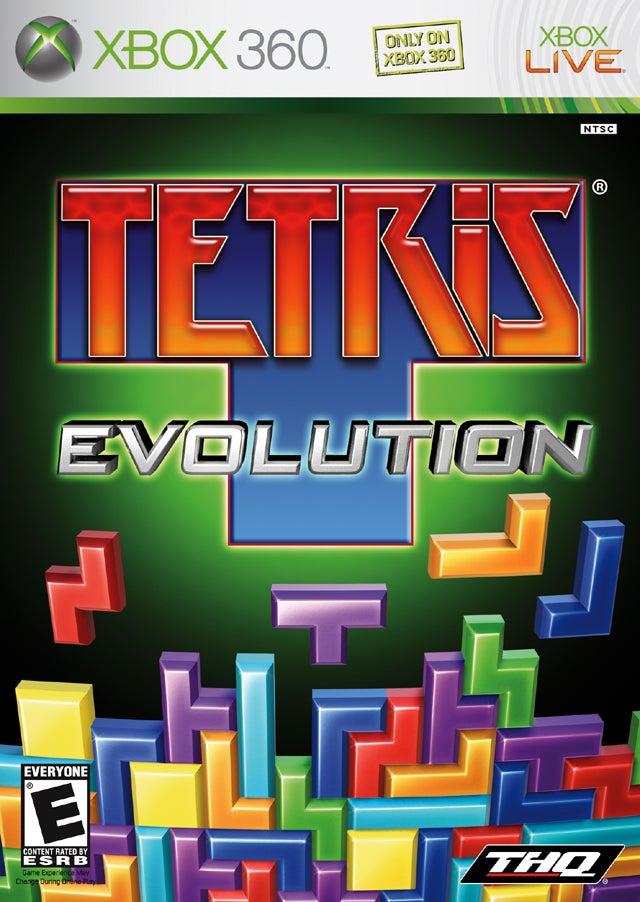 Tetris Evolution Xbox 360 IGN