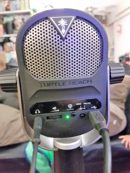 Turtle Beach Stream Mic A Microphone Built With Console Gamers In Mind By Adam Dileva