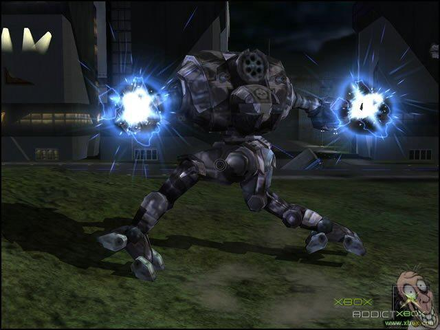 MechAssault 2 Lone Wolf Review Xbox