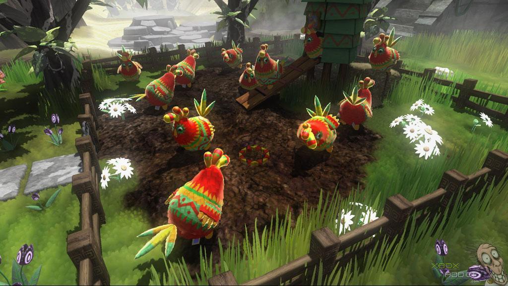 Viva Piñata Xbox 360 Game Profile XboxAddict Com