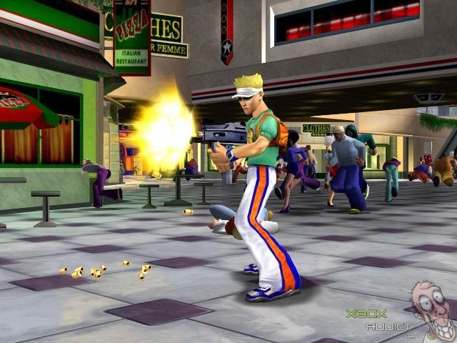 State Of Emergency Original Xbox Game Profile