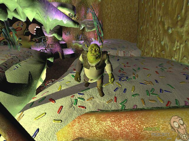 Shrek Original Xbox Game Profile  XboxAddictcom