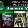 Games With Gold Janeiro De 2018 Xbox Brazucas Xbox