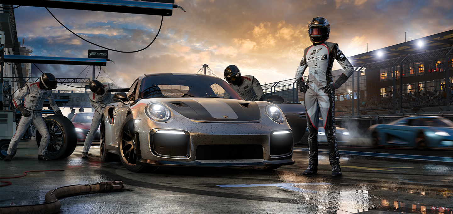 Forza Motorsport 7 bids farewell in dignified style