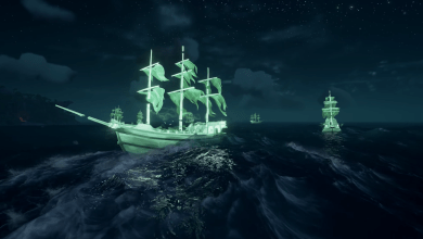 Photo of The next Sea of Thieves update will add ghost ships and a shanty selection screen
