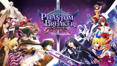 Key art for Phantom Breaker: Omnia