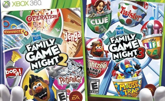 Hasbro Family Game Night Fun Pack Xbox 360 Ign