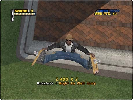 Image result for tony hawk's pro skater gameplay