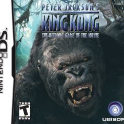 Best Gaming Chair For Ps4 Rocking Resort Peter Jackson's King Kong - Nintendo Ds Ign