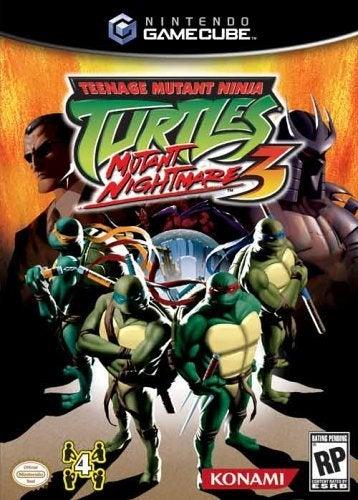 Teenage Mutant Ninja Turtles 3 Mutant Nightmare GameCube IGN