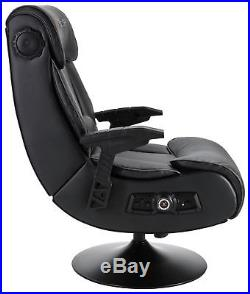 xbox one gaming chairs parsons chair covers used x rocker elite pro 2 1 audio faux leather ps4 tc