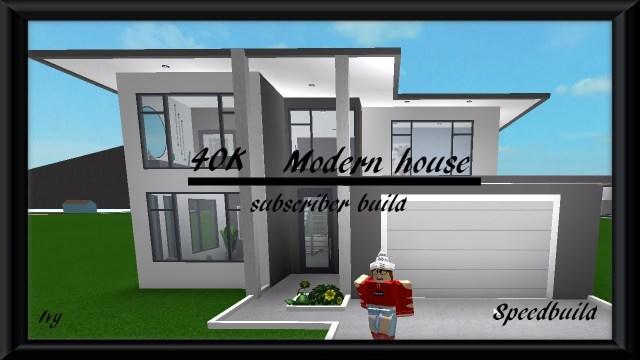 ▷ Roblox: Wie man ein Haus in Bloxburg baut