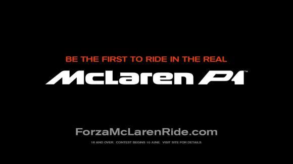Forza McLaren Ride