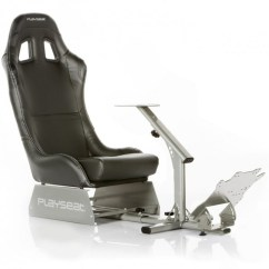 Chair Steel Base With Wheels Bh Massage Playseat Evolution Racing Game Seat Review | Xbox One Wheel Pro