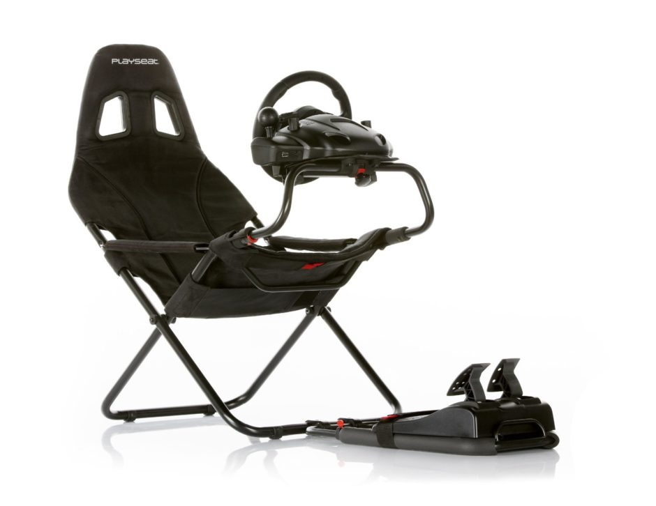 folding chair on amazon swivel gray playseat challenge gaming review | xbox one racing wheel pro