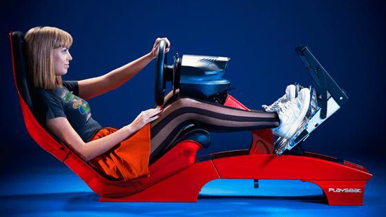 driving simulator chair stool revit best sim racing seat reviews | xbox one wheel pro