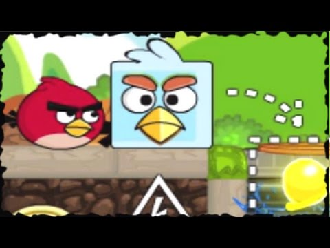 Angry Birds Find Your Partner Game Walkthrough XB Play Again