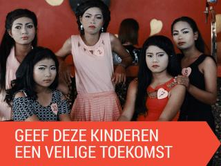 kinderen azië