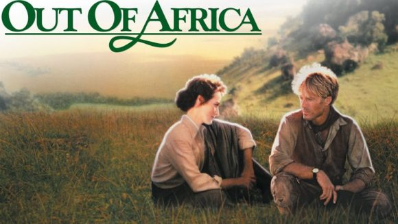 Out of Africa filmposter