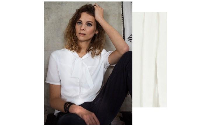 Waste2wear blouse Expresso