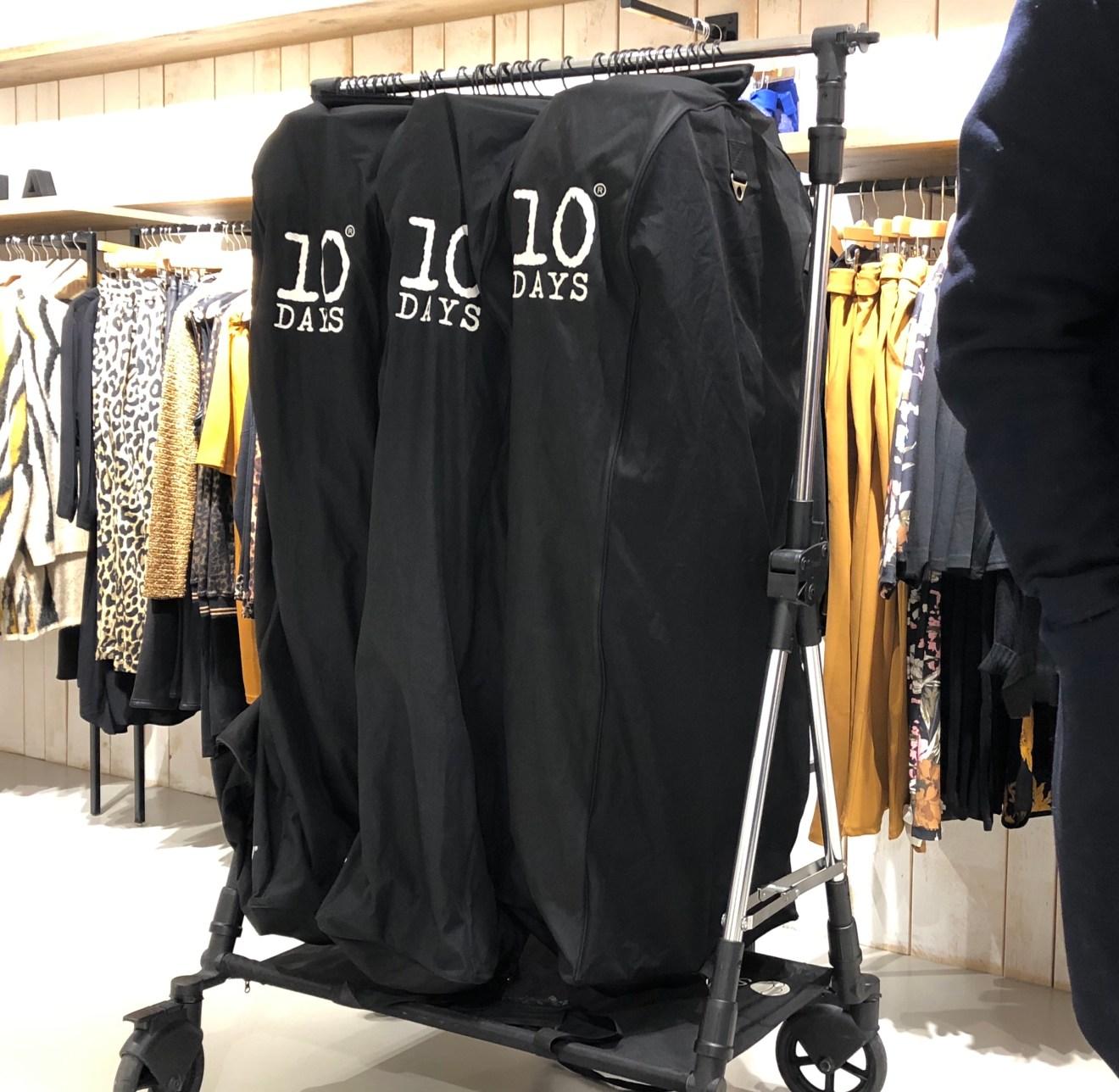 kledinghoezen 10 days