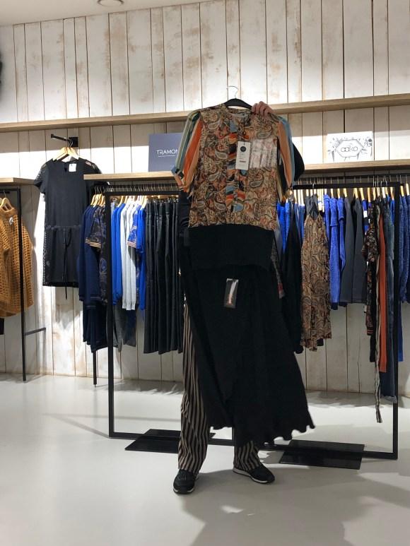 Summum rok en blouse