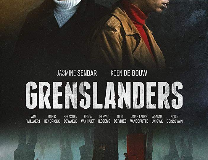 Filmposter Grenslanders