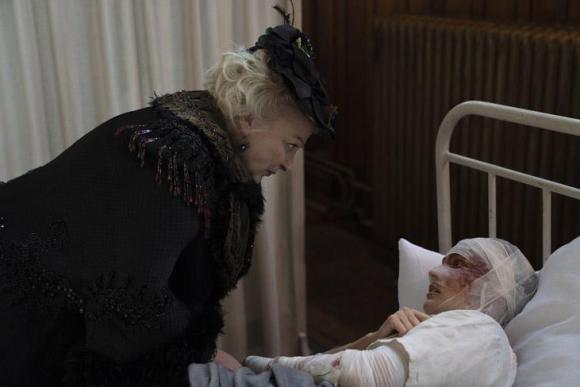Madame Huchon zoekt dochter