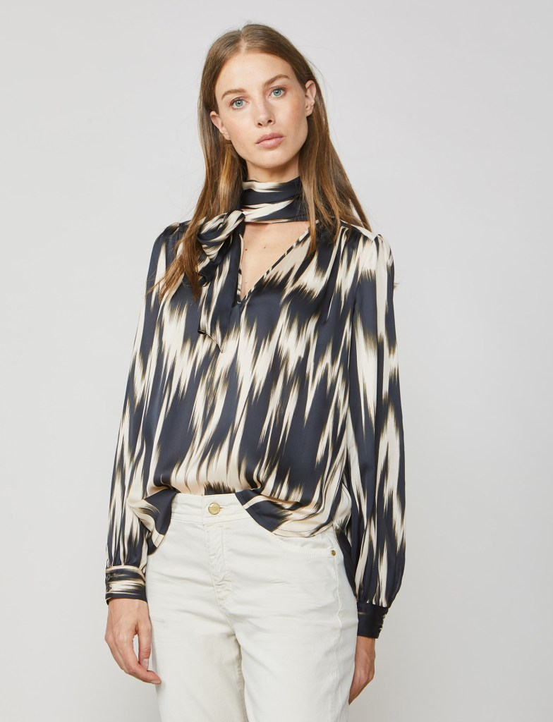 Summum blouse Aware