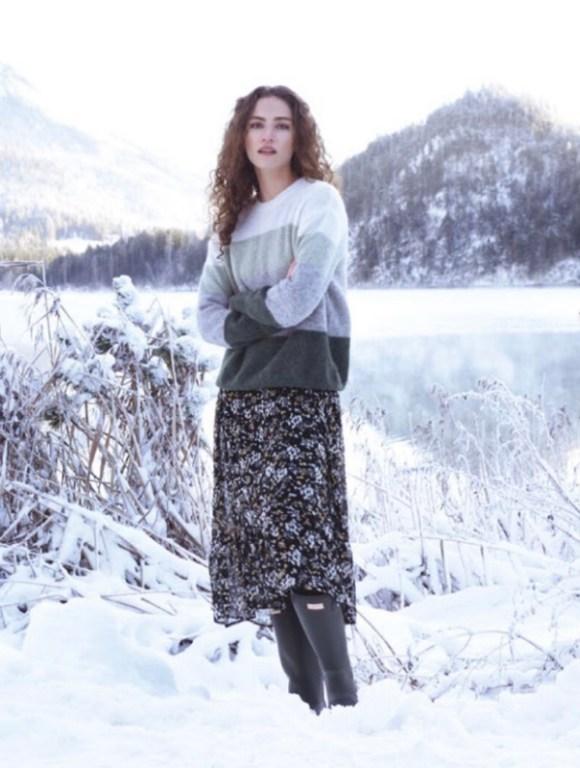 Summum jurk met trui
