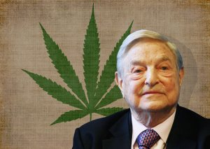 George Soros Funds Marijuana Legislation