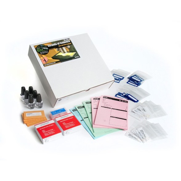 An Inky Lead Questioned Documents Analysis Refill Kit