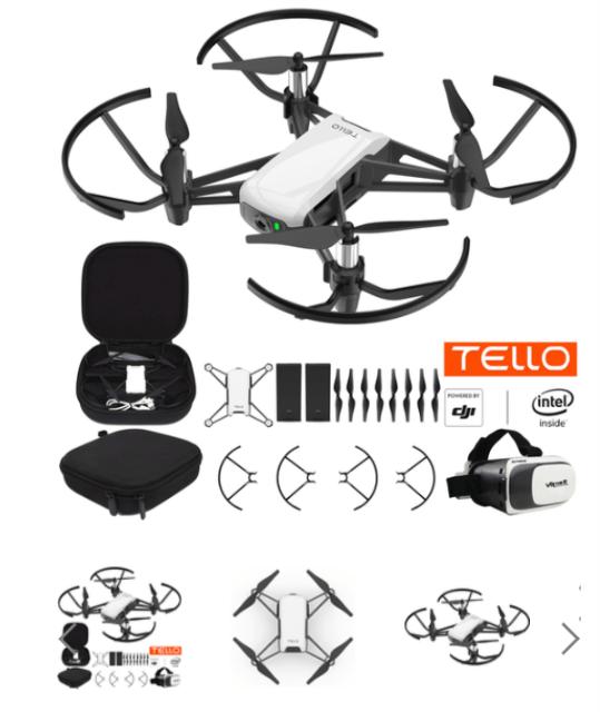 Aeronautics: Coding Drone
