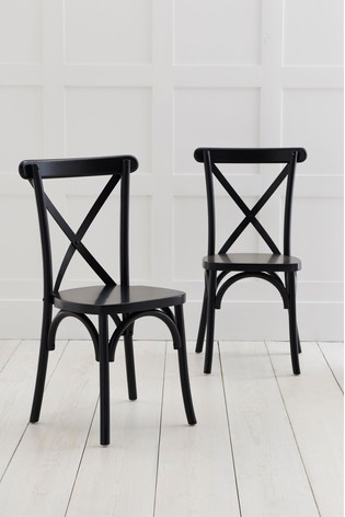 Buy Set Of 2 Bistro Dining Chairs From The Next Uk Online Shop