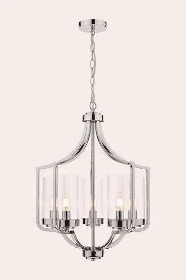 laura ashley joseph 5 light chandelier