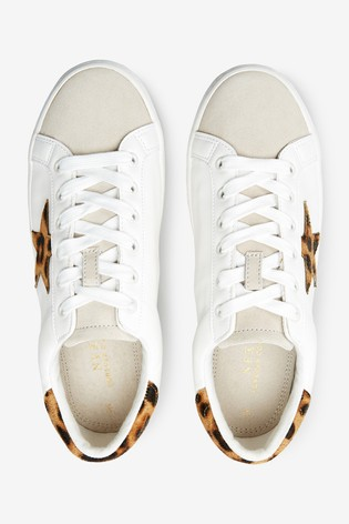 Next Forever Comfort Lace Up Trainers