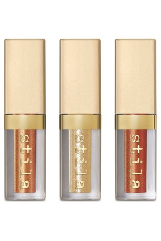 Stila All Fired Up : stila, fired, Stila, Fired, Glitter, Liquid, Eyeshadow, (Worth, £36), Online