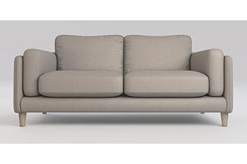 grey fabric sofa next bed corner unit sofas dark leather uk content by terence conran harley