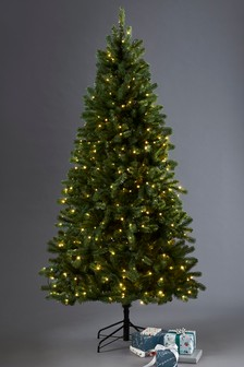 Christmas Trees Slim Amp Pre Lit Artificial Christmas